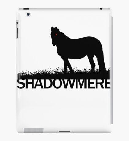 Shadowmere (Elder Scrolls) iPad Case/Skin