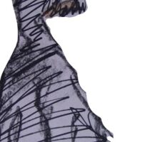 Dressing Lady Sticker