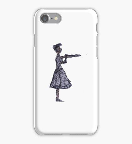 Dressing Lady iPhone Case/Skin