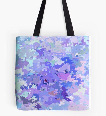 Lilac zinc Tote Bag