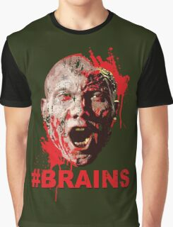 #BRAINS Graphic T-Shirt