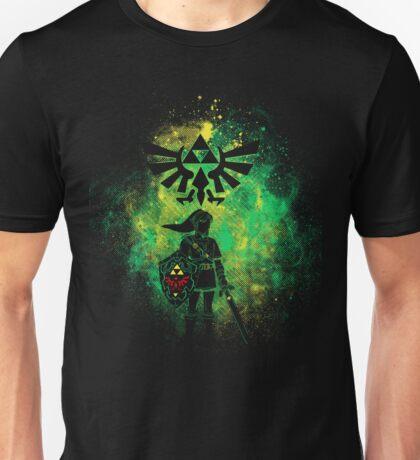 Hero of time Art Unisex T-Shirt