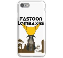 Fastoon Lombaxes (Ratchet and Clank) iPhone Case/Skin