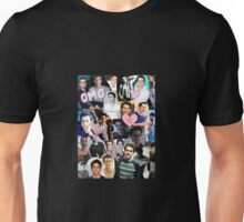 Dylan O'Brien Collage 2 Unisex T-Shirt