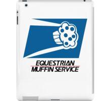 Equestrian Muffin Service (MLP:FiM) iPad Case/Skin