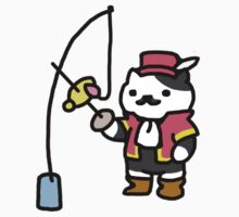 Neko atsume One Piece - Long Sleeve