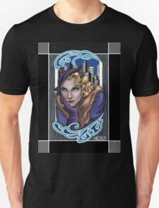 Old Hollywood Catwoman Unisex T-Shirt