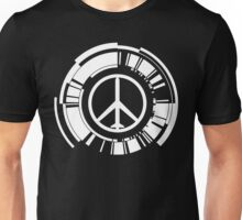MGS - Peace walker - White Unisex T-Shirt