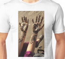 Mehndi for Hindu Weddings Unisex T-Shirt