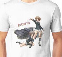 Panzer Vor! - Yukari and Miho Unisex T-Shirt