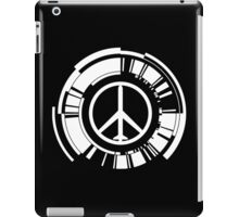 MGS - Peace walker - White iPad Case/Skin
