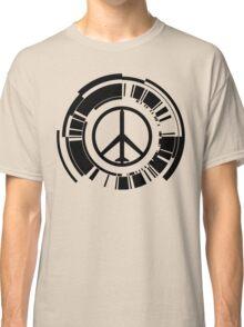 MGS - Peace walker - Black Classic T-Shirt