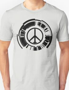 MGS - Peace walker - Black T-Shirt