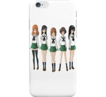 The Crew of Protagonist iPhone Case/Skin