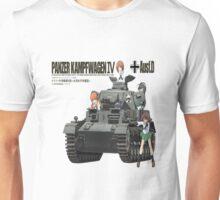 PANZER KAMPFWAGEN IV AUSF F. D Unisex T-Shirt
