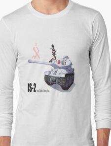 IS-2 Iossif Stalin Katayusha  Long Sleeve T-Shirt