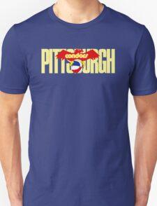 DEFUNCT - PITTSBURGH CONDORS Unisex T-Shirt
