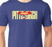 DEFUNCT - PITTSBURGH CONDORS Unisex T-Shirt