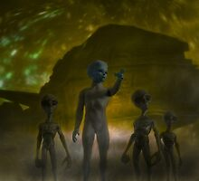 The Truth Is Out There by Michael Beers