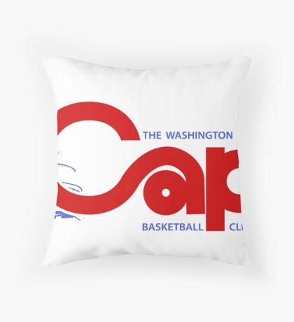 DEFUNCT - WASHINGTON CAPS Throw Pillow