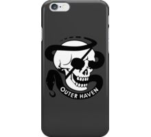 MGS - Outer Haven Skull iPhone Case/Skin