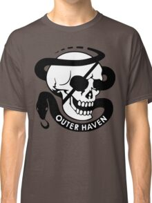 MGS - Outer Haven Skull Classic T-Shirt