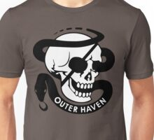 MGS - Outer Haven Skull Unisex T-Shirt