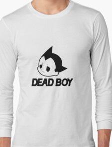 DEAD BOY WHITE Long Sleeve T-Shirt