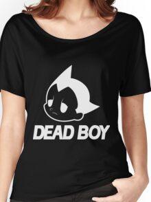 DEAD BOY BLACK Women's Relaxed Fit T-Shirt