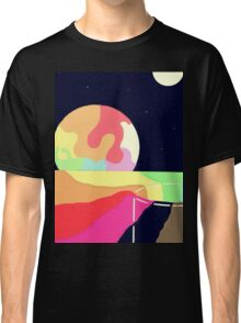 Rainbow Space Classic T-Shirt