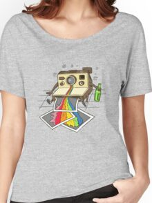 Vomit Camera Women's Relaxed Fit T-Shirt