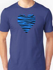 0027 AzureTiger T-Shirt