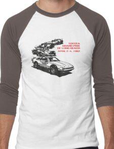 '82 Toyota Grand Prix Repro Men's Baseball ¾ T-Shirt