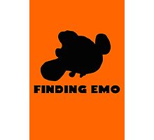 Finding Emo Photographic Print