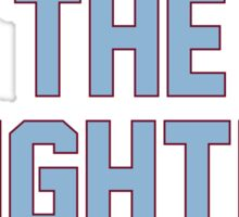The Phightins Sticker