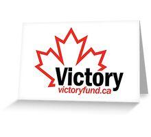Liberal victory Greeting Card