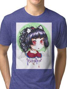 A Cat Phase Tri-blend T-Shirt