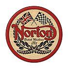 Norton - distressed sign by ianscott76