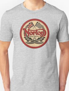 Norton - distressed sign Unisex T-Shirt