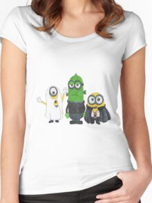 Po Ka Women's Fitted Scoop T-Shirt