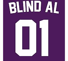 Blind Al Photographic Print