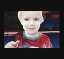 The Indigo Child  One Piece - Short Sleeve