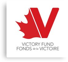 Liberal Victory Fund Canvas Print