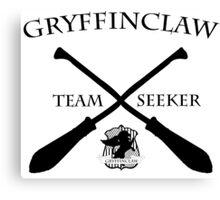 Gryffinclaw Team Seeker Canvas Print