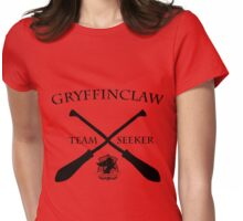 Gryffinclaw Team Seeker Womens Fitted T-Shirt