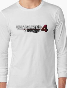 Uncharted 4 Long Sleeve T-Shirt