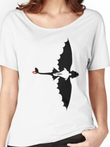How to Train Your Dragon 2 Women's Relaxed Fit T-Shirt
