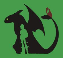 How To Train Your Dragon One Piece - Short Sleeve