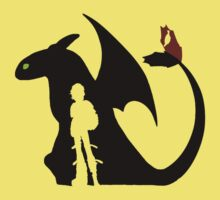 How To Train Your Dragon Kids Tee