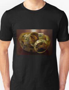 Tape Measure Unisex T-Shirt
